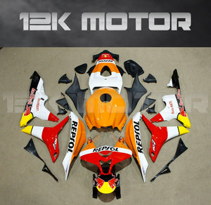 Repsol Fairing Kit Sets  Fit for HONDA CBR600RR 2007 2008 Aftermarket Fairing Kit
