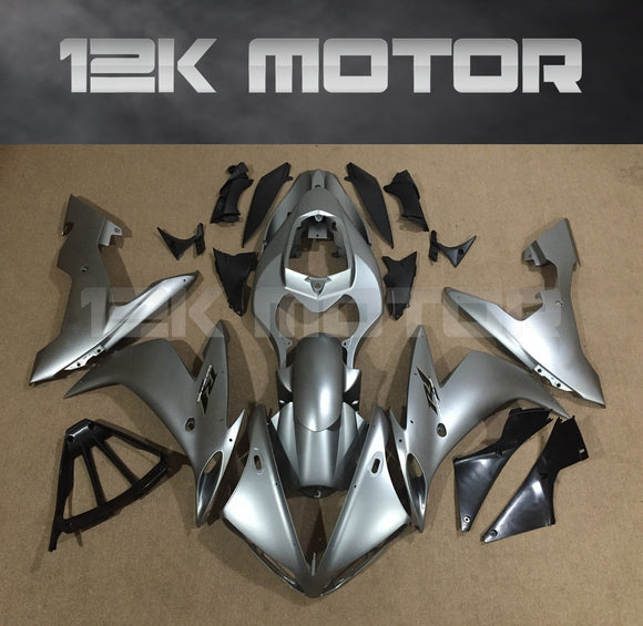 Silver Grey Fairing For Yamaha R1 2004-2006 Aftermarket Fairing Kit