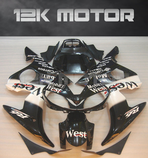 West Design Fairing  fit for Yamaha 2003 2004 2005 R6  Fairing Kits