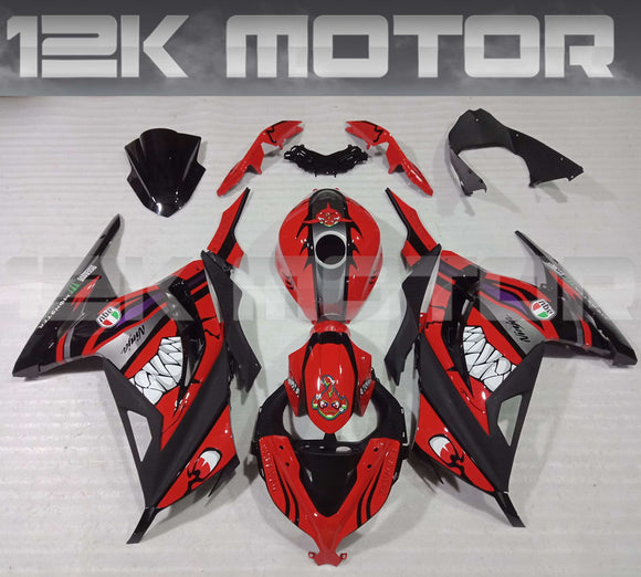 Shark Scheme Ninja300 Fairing Kit For Kawasaki Ninja 300 Fairing