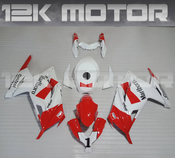 Marlboro Scheme Ninja300 Fairing Kit For Kawasaki Ninja 300 Fairing
