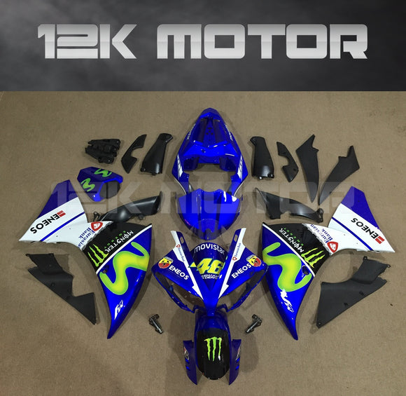 R1 2013 2014 Monster Design Fairing