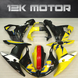 Yellow Special Fairing  fit for Yamaha 2003 2004 2005 R6  Fairing Kits