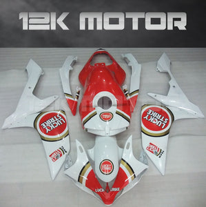 Lucky Strike Fairing for Yamaha R1 2007 2008 Aftermarket Fairing kits