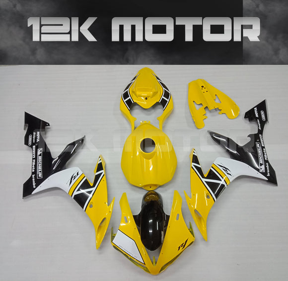 Yellow Fairing For Yamaha R1 2004 2005 2006 Aftermarket Fairing Kit