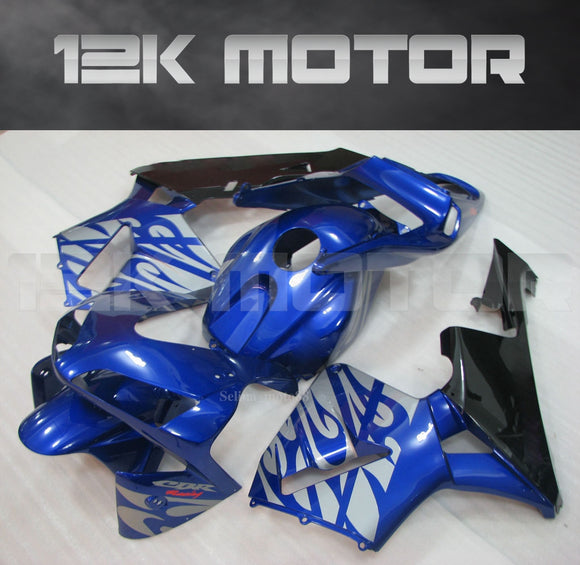 Blue Flame Fairing Kit Set Fit for HONDA CBR600RR F5 2003 2004 Aftermarket Fairing Kit
