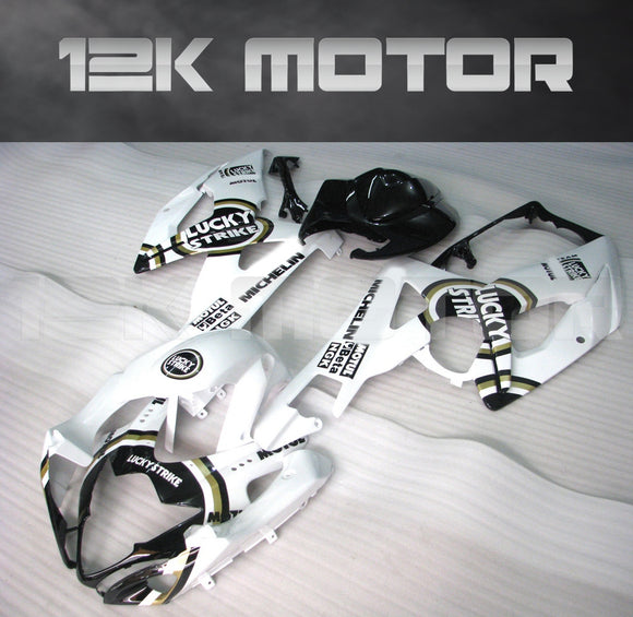 White Fairing Fit for SUZUKI GSXR 1000 2005 2006 Aftermarket Fairing Kit