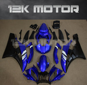 Plain Dark Blue Fairing fit for Yamaha 2006 2007 R6 Fairing Kits