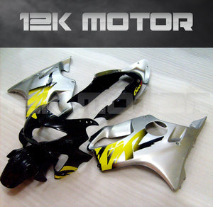 Black yellow Fairing kits Fit for HONDA CBR600RR F4 1990 2000 Aftermarket Fairing Kit