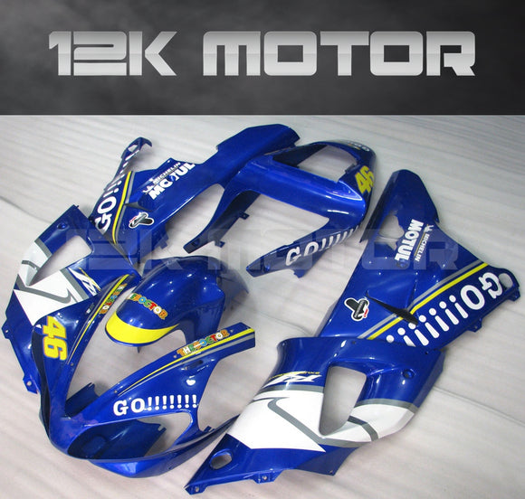 Special Fairing For Yamaha R1 2000 2001 Aftermarket Fairing Kit