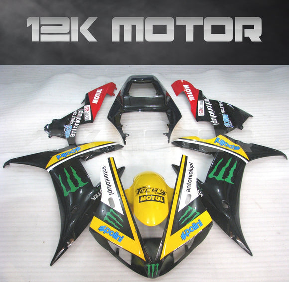 R1 2002 2003 Monster Design Fairing