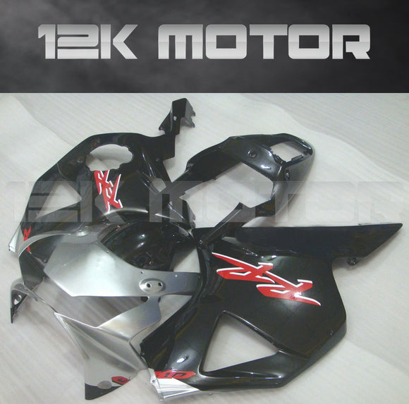 Black and Red Fairing fit for HONDA CBR954RR 2002 2003 Aftermarket Fairing Kit