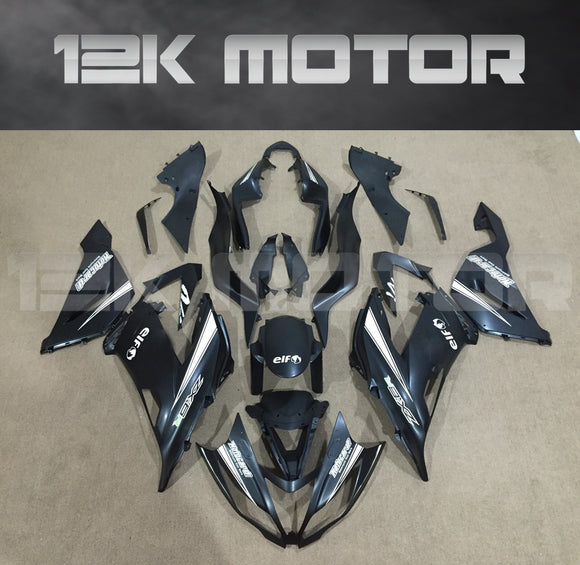 Winter Edition Aftermarket Fairing Kit fit 2013 to 2018 ZX-6R