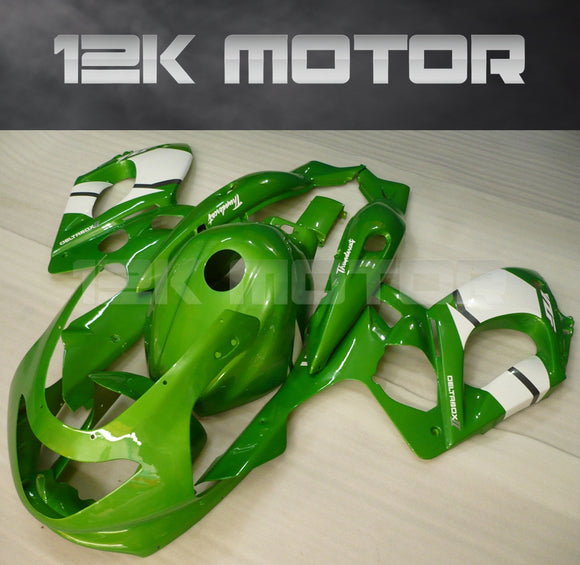 Green Fairing Kit fit for Yamaha YZF600R Thundercat 1997-2007