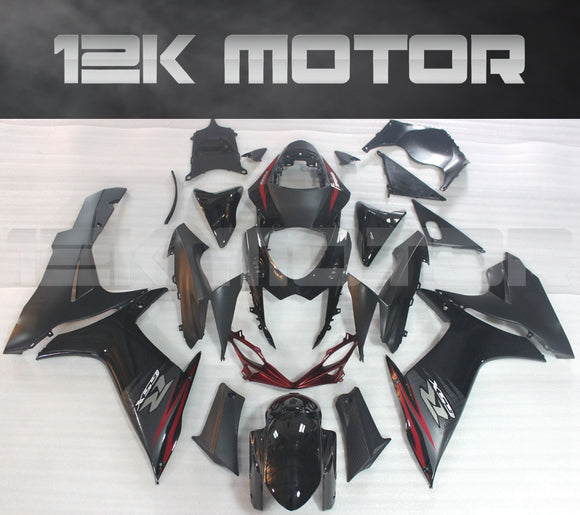Special Design Fairing Set for SUZUKI GSXR 600 GSX-R750 2011 to 2020