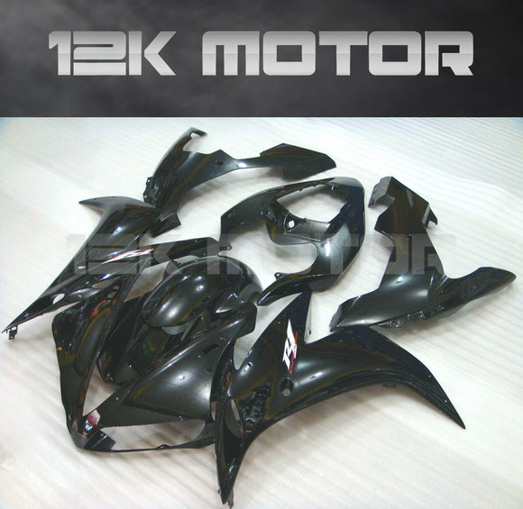 Black Color For Yamaha R1 2004 2005 2006 Aftermarket Fairing Kit
