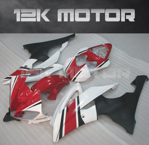 red Fairing Kits fit for Yamaha R6 2008-2016 Aftermarket Fairing Kits