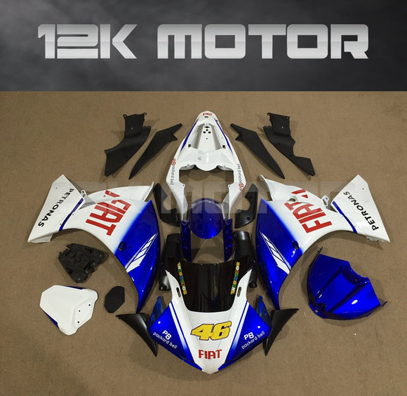 Rossi FLAT Design  Fairing for Yamaha R1 2009-2012 Aftermarket Fairing kits
