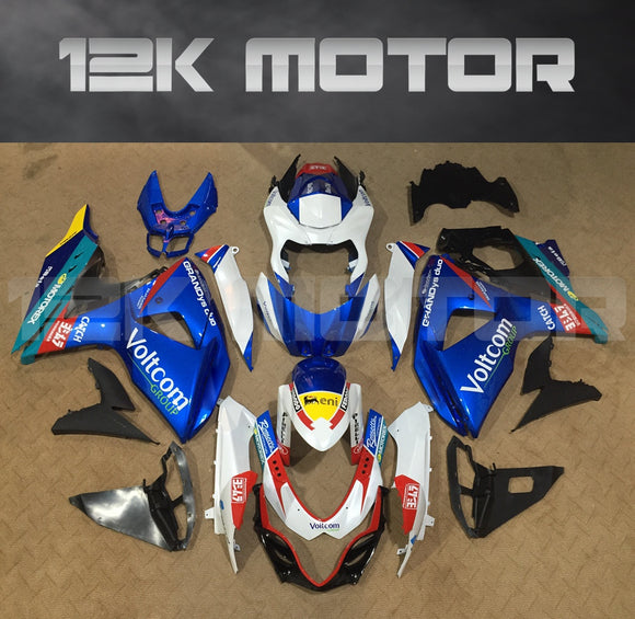 Voltcom Fairing fit for SUZUKI GSXR 1000 2009-2017 Aftermarket Fairing Kit