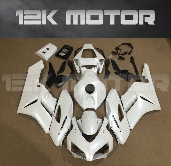 ---AU STOCKING---Pearl White Fairing Kit for Honda CBR1000RR 2004 2005