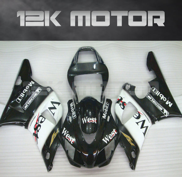 West Fairing For Yamaha R1 1998 1999 Aftermarket Fairing Kit