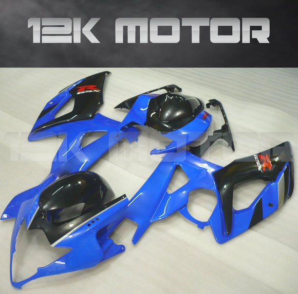 Blue Fairing kit Fit for SUZUKI GSXR 1000 2005 2006 Aftermarket Fairing Kit