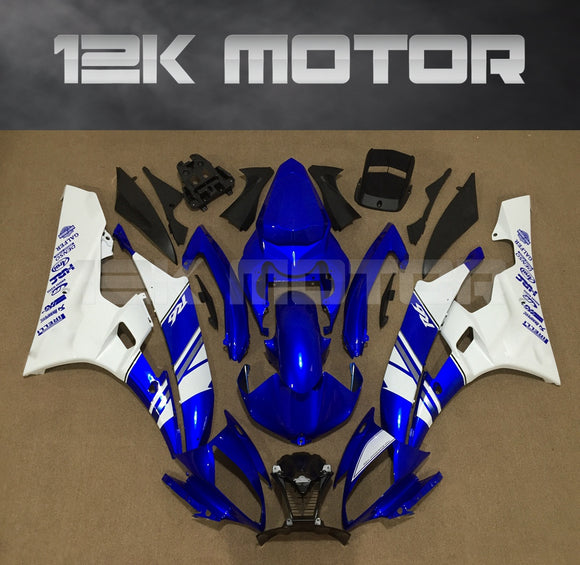 R6 2006 2007 Blue Factory Design Fairing