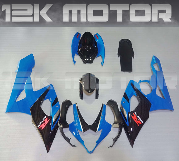 Blue Color Fairing Kit for SUZUKI GSXR1000 2005 2006