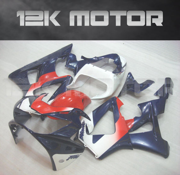 Black Red Fairing fit for HONDA CBR929RR 2000 2001 Aftermarket Fairing Kit