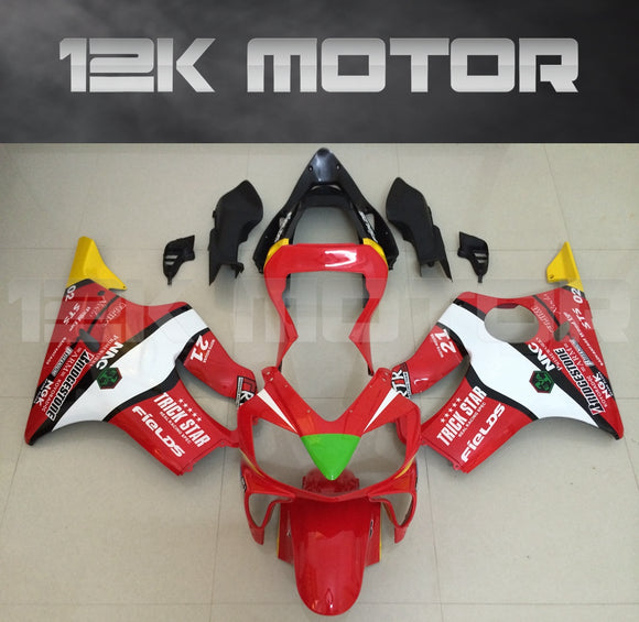 Red Fairing Fit for HONDA CBR600RR 2001-2003 Aftermarket Fairing Kit