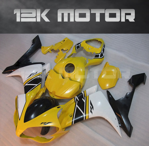 Yellow Fairing for Yamaha R1 2007 2008 Aftermarket Fairing kits