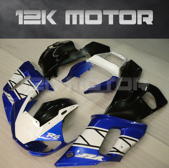 Factory Color aftermarket Fairing fit for Yamaha R6 1998-2002