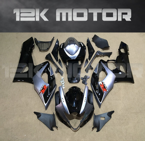 Black Fairing Fit for SUZUKI GSXR 1000 2005 2006 Aftermarket Fairing Kit