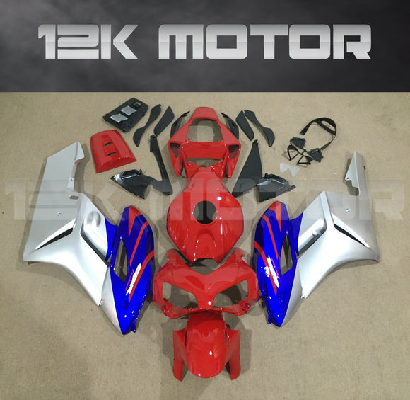 HONDA CBR1000RR Fairings 2004 2005 Red Blue Motorcycle Fairing kits