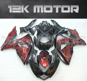 Flame Fairing fit for SUZUKI GSXR 1000 2009-2017 Aftermarket Fairing Kit