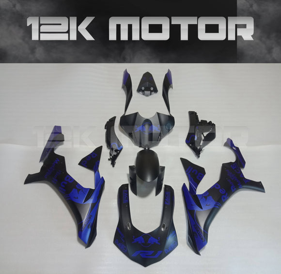 Custom Redbull Design Fairing Kit for Yamaha R1 2015-2019
