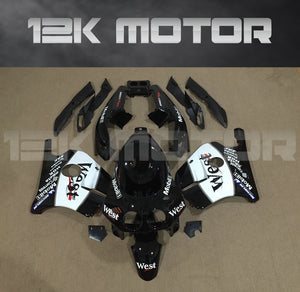 ---AU STOCKING---Fit Honda CBR250RR MC22 1990 - 1999 Fairing Kit West Design No Tank Cover