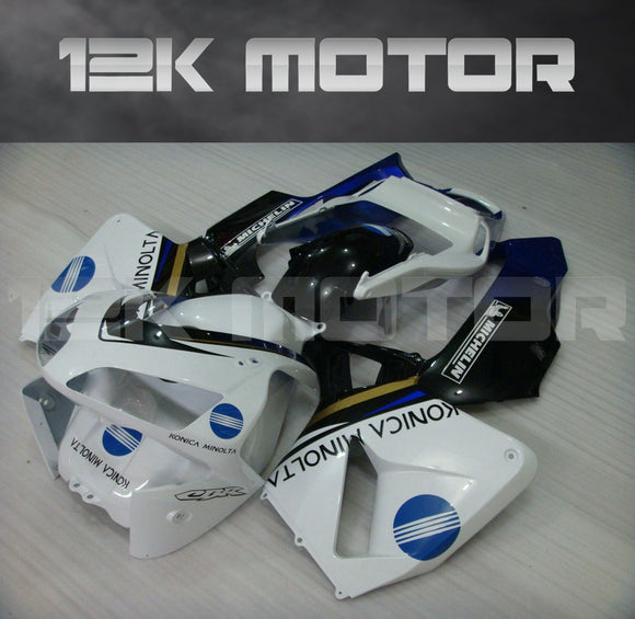 White Fairing Fit for HONDA CBR600RR F5 2003 2004 Aftermarket Fairing Kit