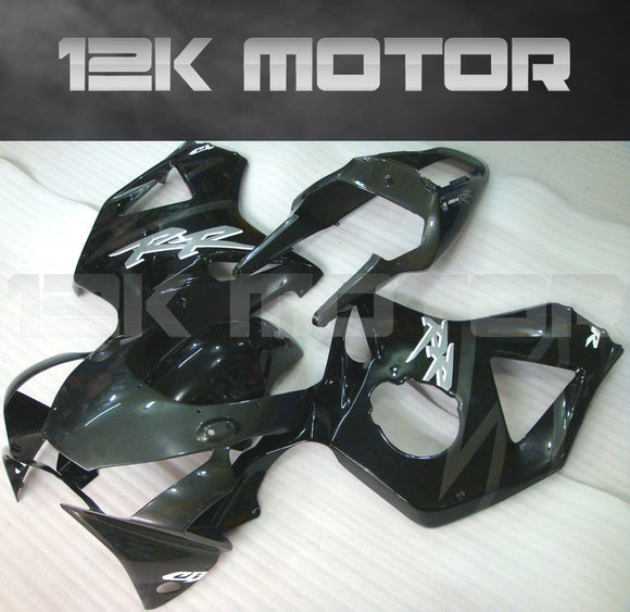 HONDA CBR954RR Fairings 2002 2003 Black Fairing Kits