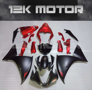 Fairing Candy Red for Yamaha R1 2009-2012 Aftermarket Fairing kits