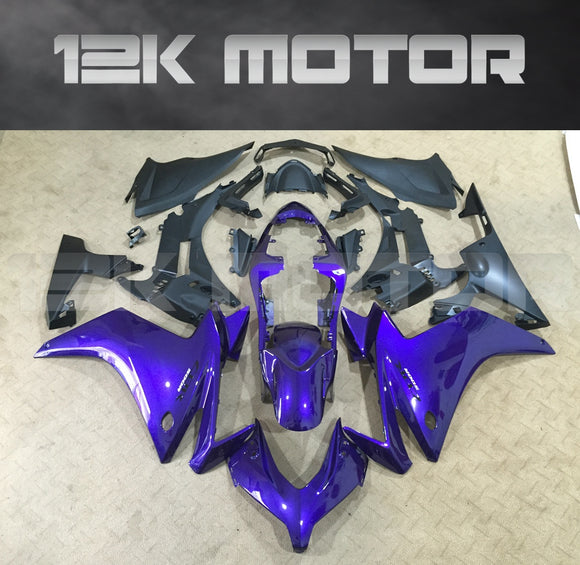 Purple Fairing Kits fit for HONDA CBR500 2013-2015 Aftermarket Fairing Kit