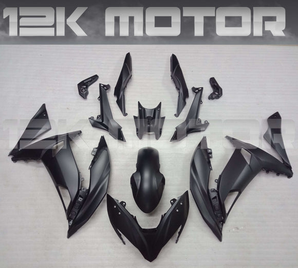 Matt Black Ninja 650 Fairing Kit For KAWASAKI  Ninja 650 2017 2018 2019 2020
