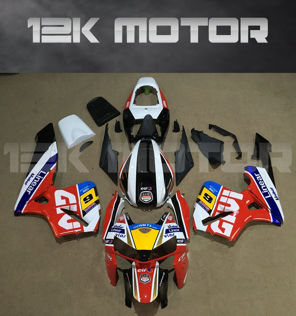 Red Racing Fairing Kits Sets Fit for HONDA CBR600RR 2005 2006 Aftermarket Fairing Kit