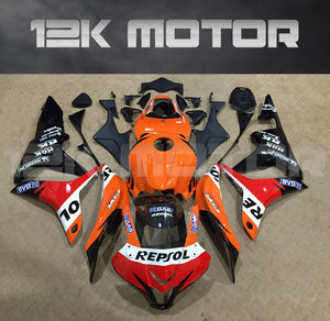 Repsol Fairing  Fit for HONDA CBR600RR 2007 2008 Aftermarket Fairing Kit