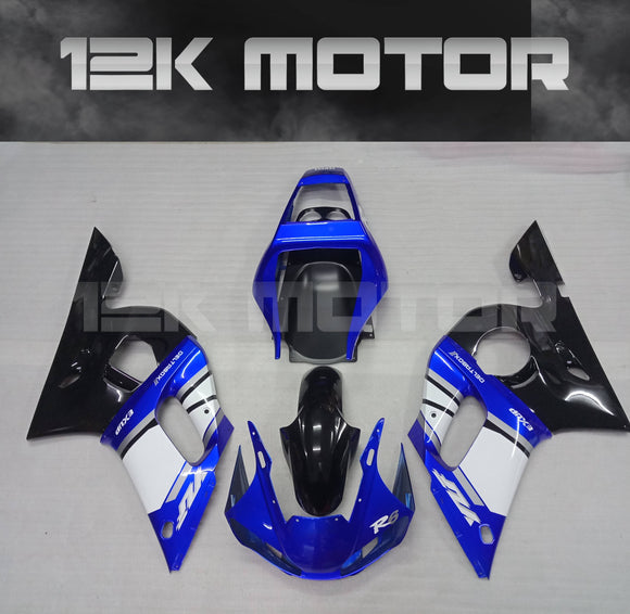 Blue Color aftermarket Fairing fit for Yamaha R6 1998-2002