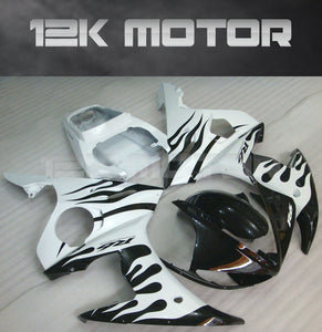 Black Fairing fit fit for Yamaha R6 2003 2004 2005 Aftermarket Fairing Kits