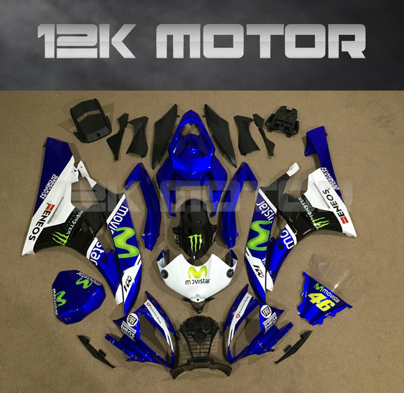 R6 2006 2007 Monster Fairing Kit