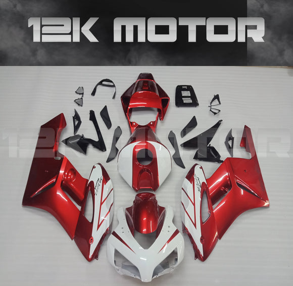 Candy Red Fairing Kit fit for HONDA CBR1000RR 2004 2005
