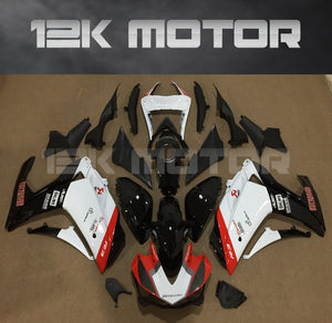 Aftermarket R3 Fairings For Yamaha YZF-R3 motorcycle Black White 1 fairing 2015 2016 2017