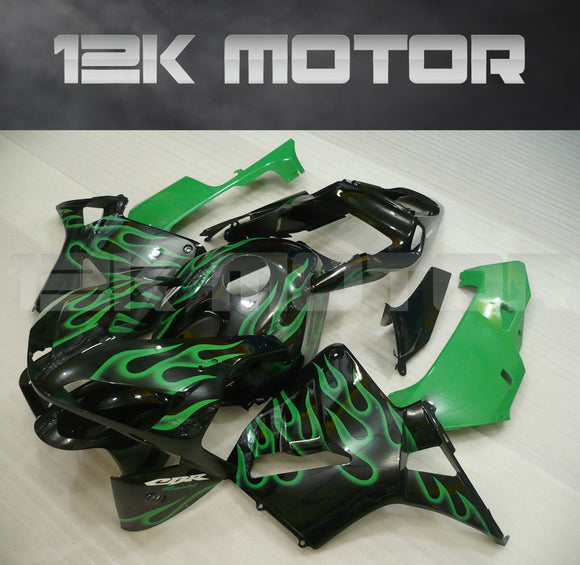 Green Fairing Fit for HONDA CBR600RR F5 2003 2004 Aftermarket Fairing Kit
